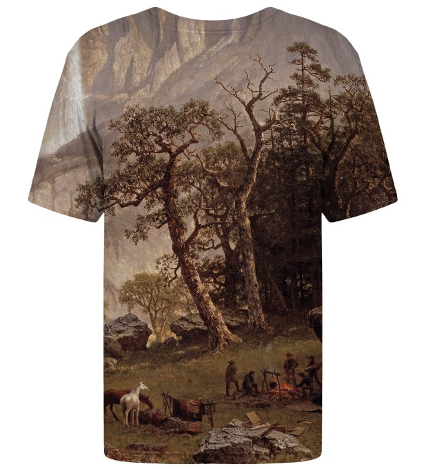Cho-looke the Yosemite Fall t-shirt Thumbnail 2