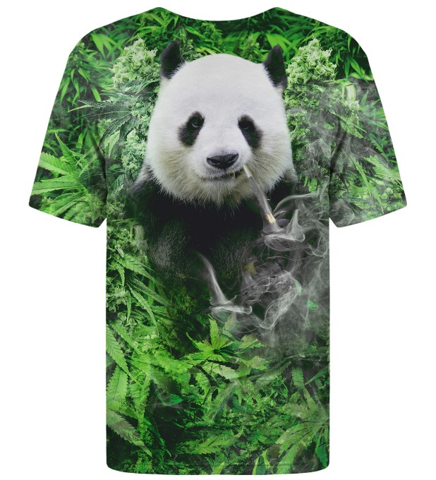 Panda Chill t-shirt Miniature 2