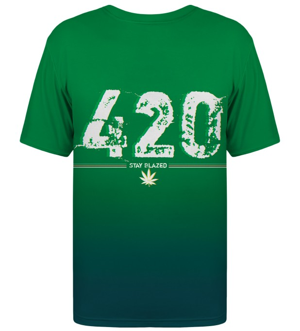 T-shirt Stay Blazed Miniatury 2