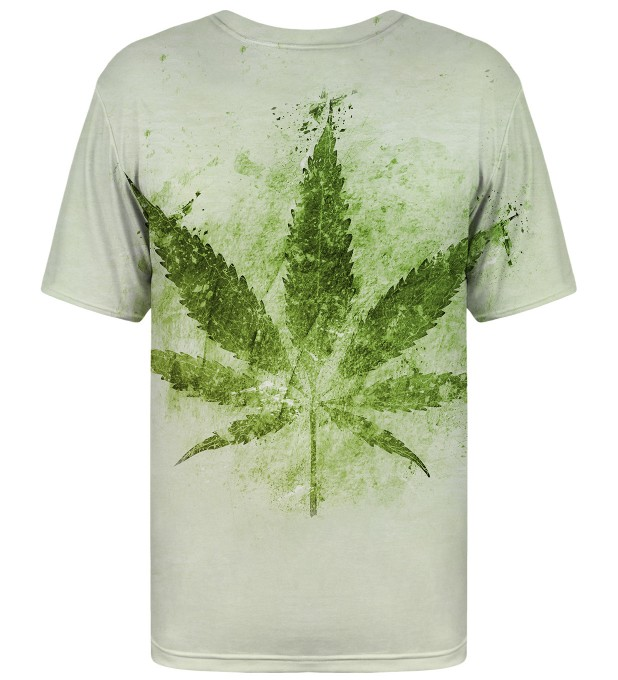 Green Herb t-shirt Thumbnail 2
