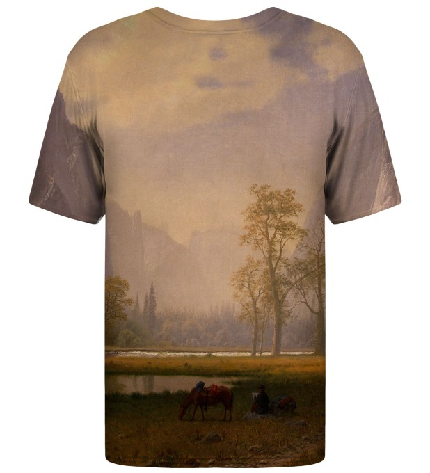 Looking Up the Yosemite Valley t-shirt Miniature 2