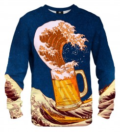 Mr. Gugu & Miss Go, Kanagawa Beer sweater Thumbnail $i