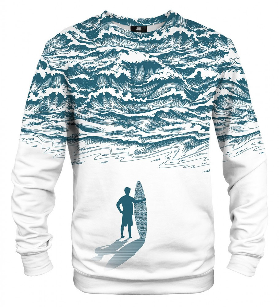 Mr. Gugu & Miss Go, Ocean Surfer sweater Фотография $i