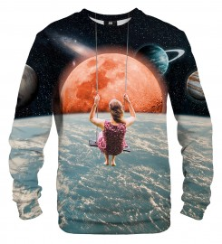 Mr. Gugu & Miss Go, Swing in Space sweater Thumbnail $i