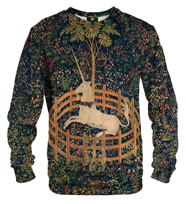 The Unicorn in Captivity sweatshirt Miniaturbild 1