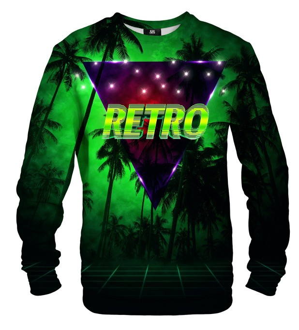 Welcome to the 80's sweater Thumbnail 1