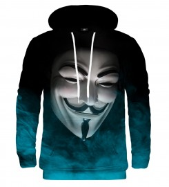 Mr. Gugu & Miss Go, Anonymous Face hoodie Miniatura $i