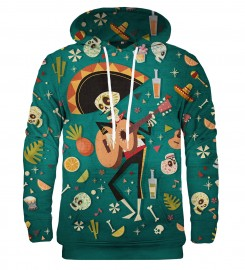 Mr. Gugu & Miss Go, Musician of Death hoodie Thumbnail $i