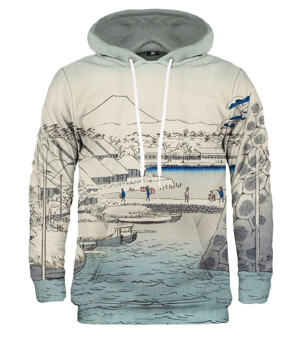 Riverbank at Sukiya hoodie Thumbnail 1