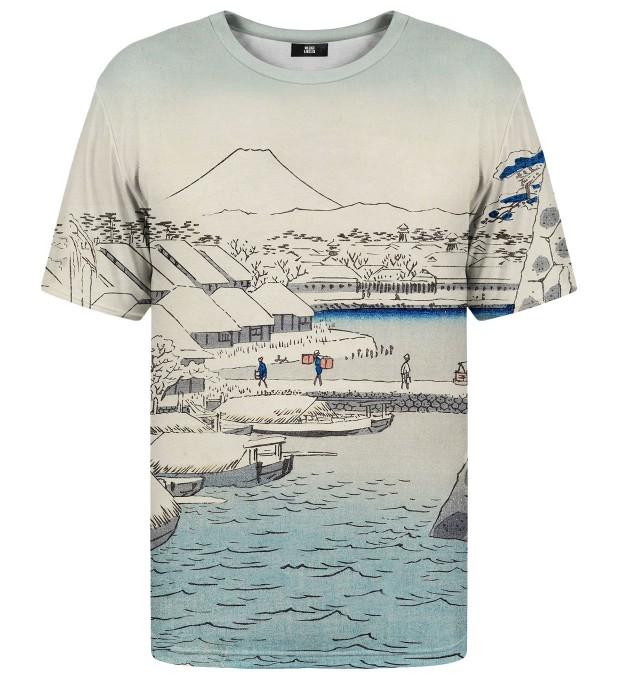 Riverbank at Sukiya t-shirt аватар 1