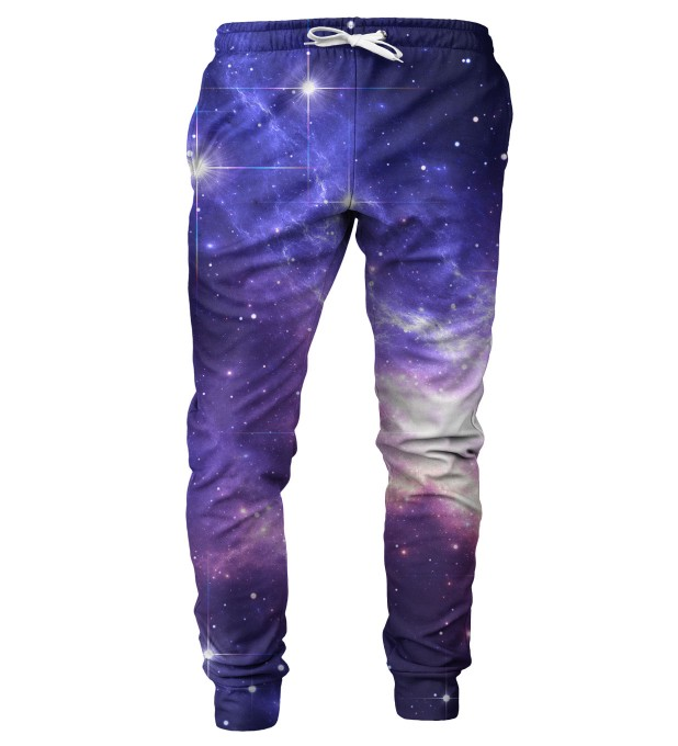 Lightning in Space mens sweatpants Miniature 1