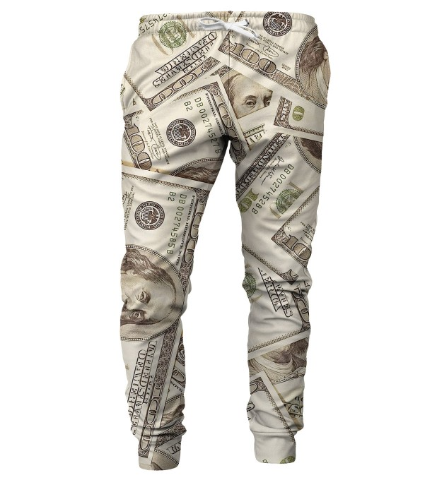 Dollar mens sweatpants Miniatura 1