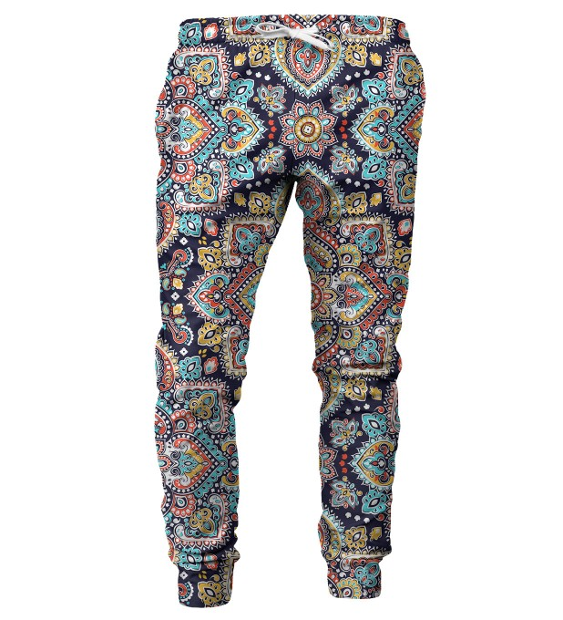 Regional Pattern mens sweatpants Miniature 1