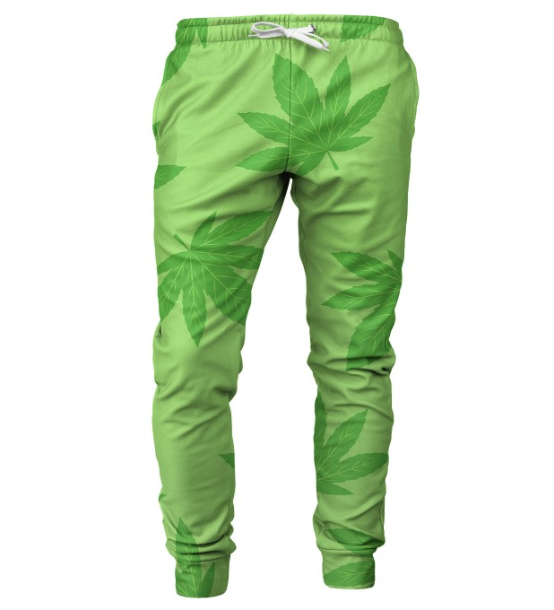 marijuana Leaves mens sweatpants Miniatura 1