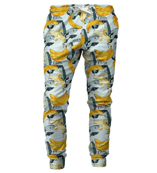 Banana World mens sweatpants Miniatura 1
