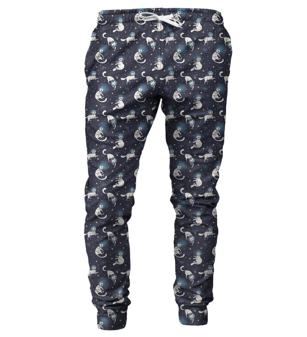 Galaxy Kittens mens sweatpants Miniatura 1