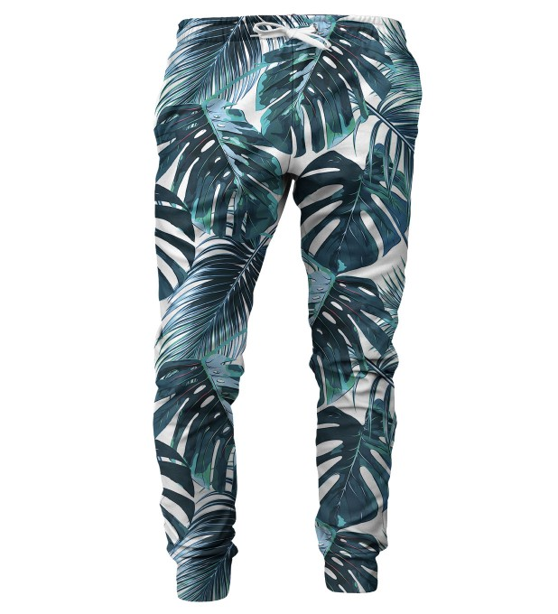 Tropical Heaven mens sweatpants Miniature 1