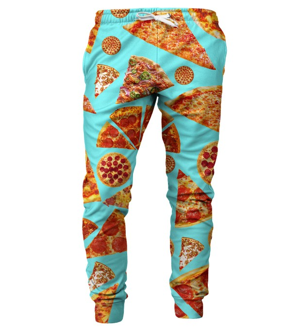Pizza mens sweatpants Thumbnail 1