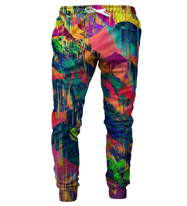 Wet Paint mens sweatpants Thumbnail 1