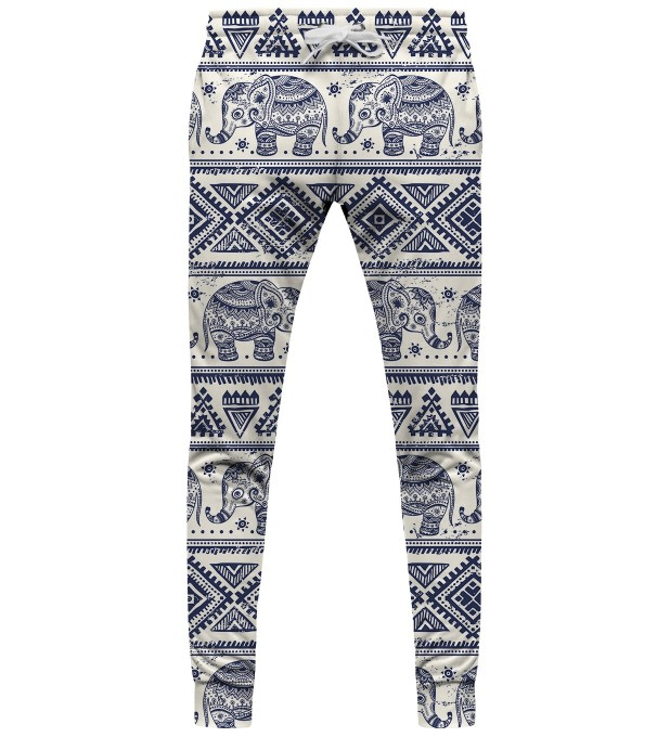 Elephants Pattern womens sweatpants аватар 1