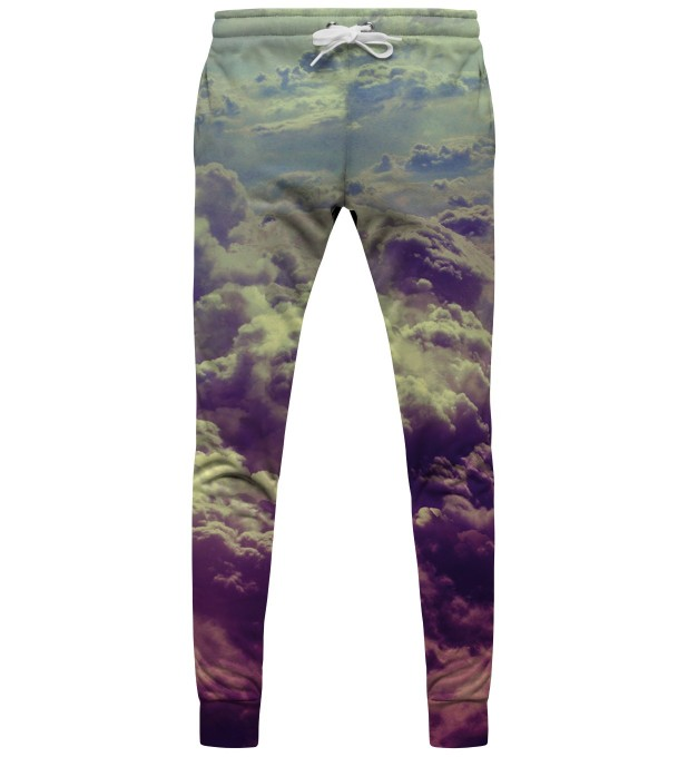 Clouds womens sweatpants аватар 1