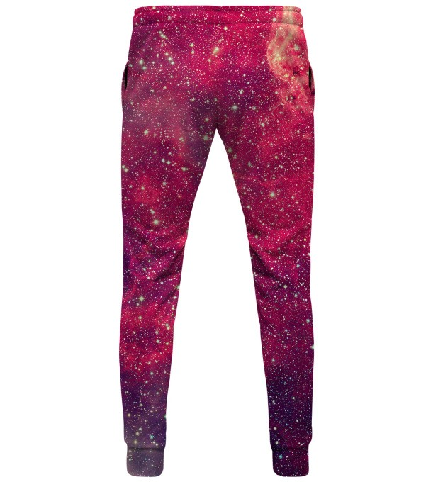Red Galaxy womens sweatpants аватар 2