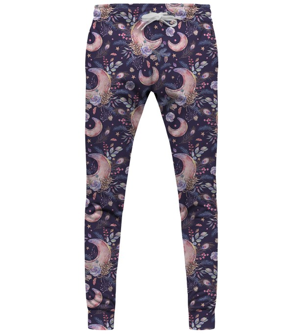 Moon Pattern womens sweatpants аватар 1