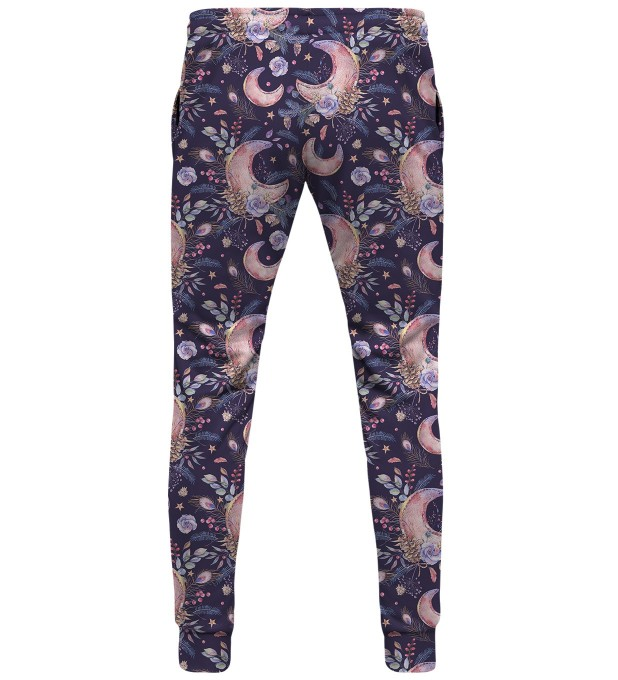 Moon Pattern womens sweatpants аватар 2