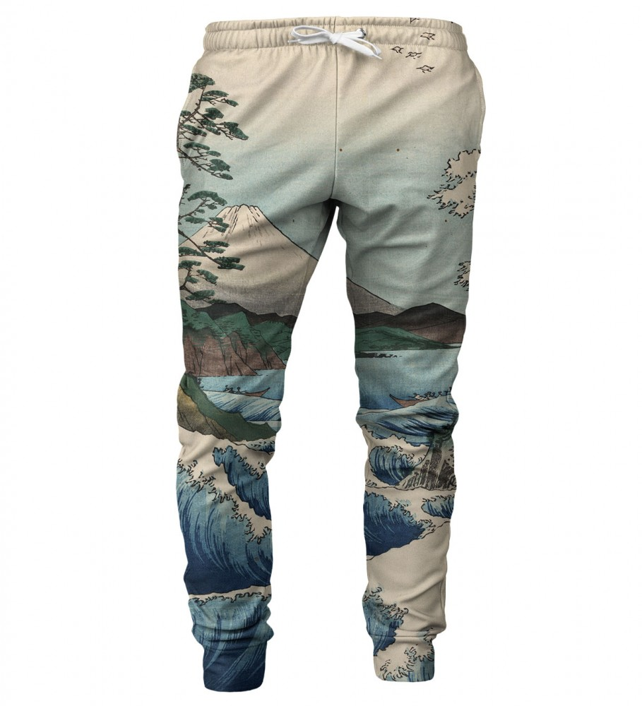 Mr. Gugu & Miss Go, The Sea of Satta mens sweatpants Imagen $i