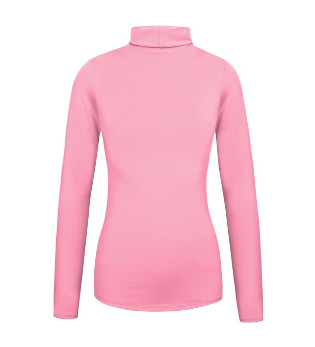 Pastel pink turtleneck Miniature 2