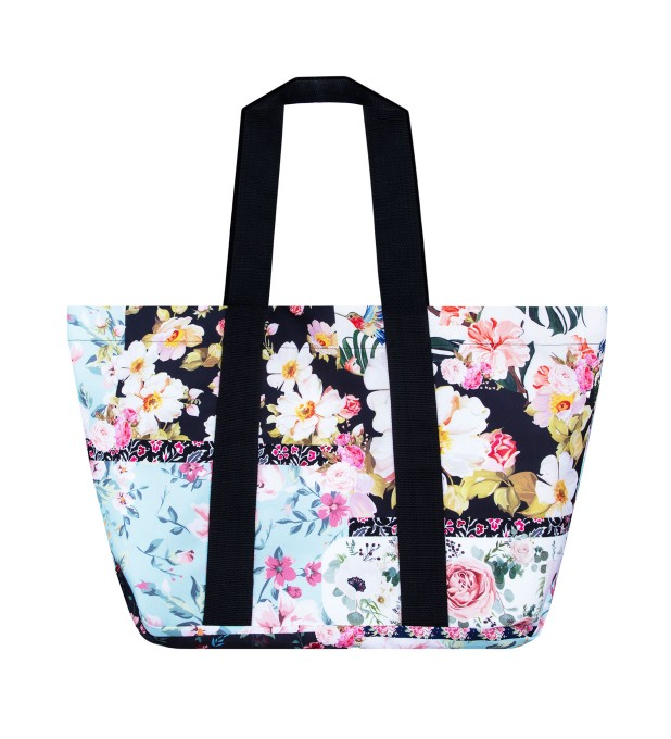 Floral collage mix bag аватар 2