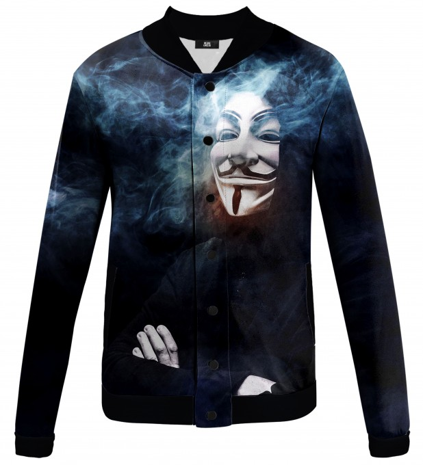 Anonymous baseball jacket Miniatura 1