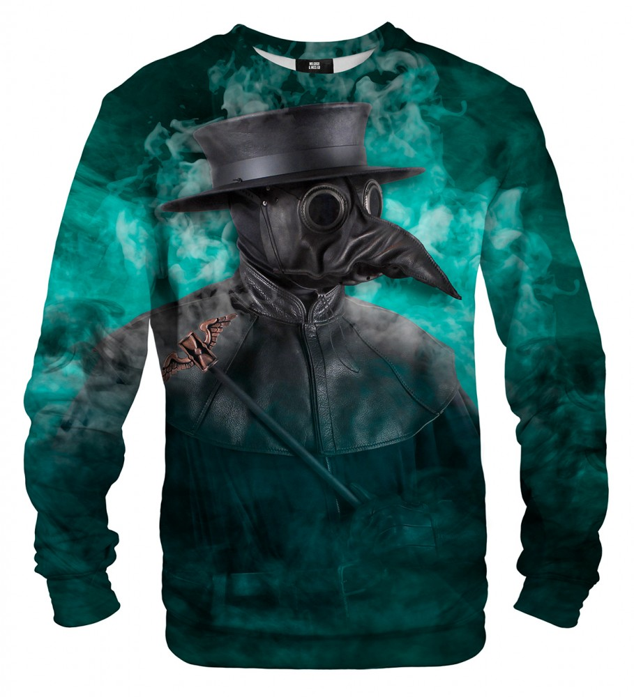Mr. Gugu & Miss Go, Plague Doctor sweater Image $i