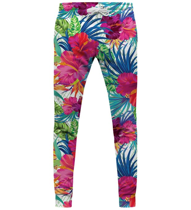 Jungle Flowers womens sweatpants аватар 1