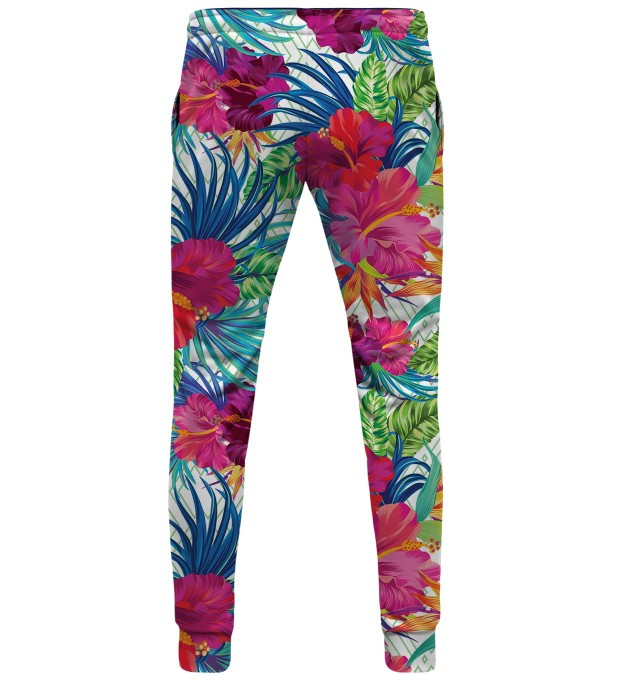 Jungle Flowers womens sweatpants аватар 2