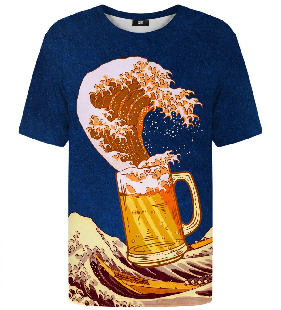 Mr. Gugu & Miss Go, Kanagawa Beer t-shirt Image $i