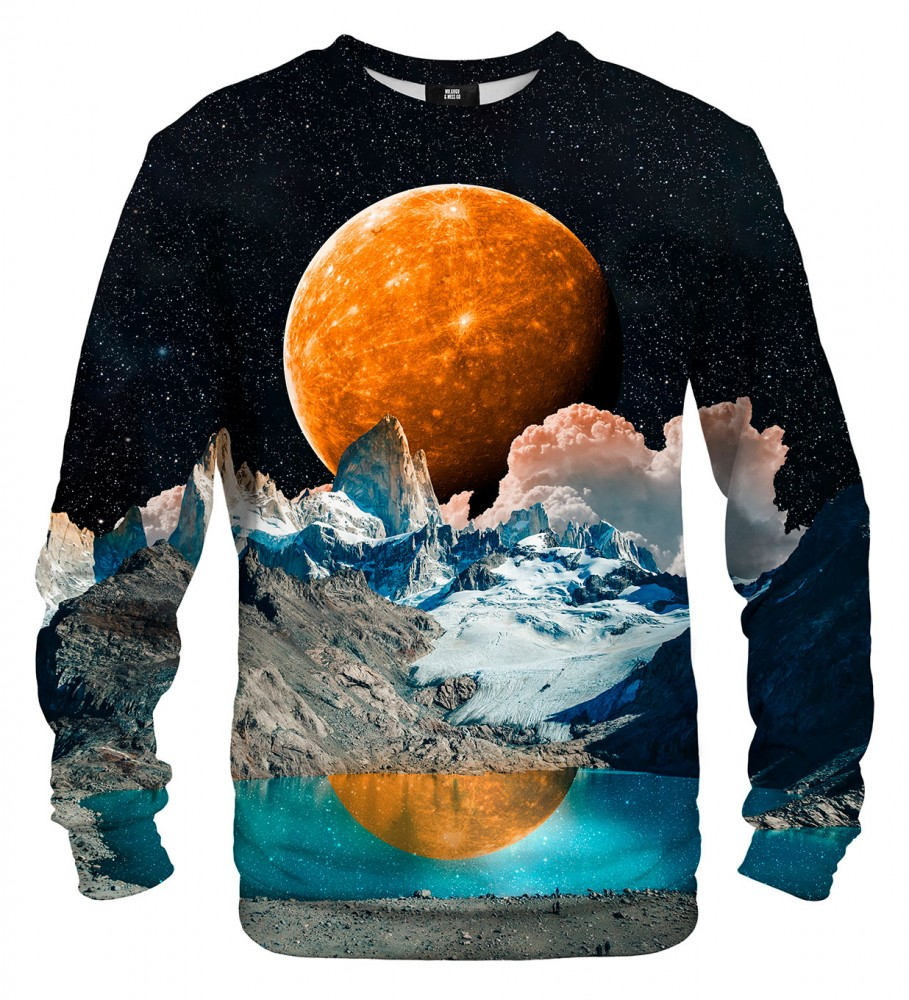 Mr. Gugu & Miss Go, Orange Moon sweater Immagine $i