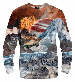 Mr. Gugu & Miss Go, Mountain Galaxy sweater аватар $i
