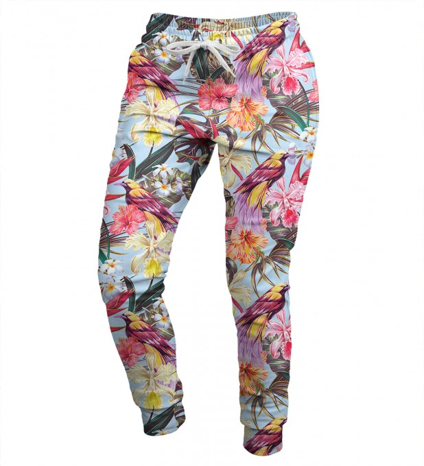 Tropical Beauty womens sweatpants Miniatura 1