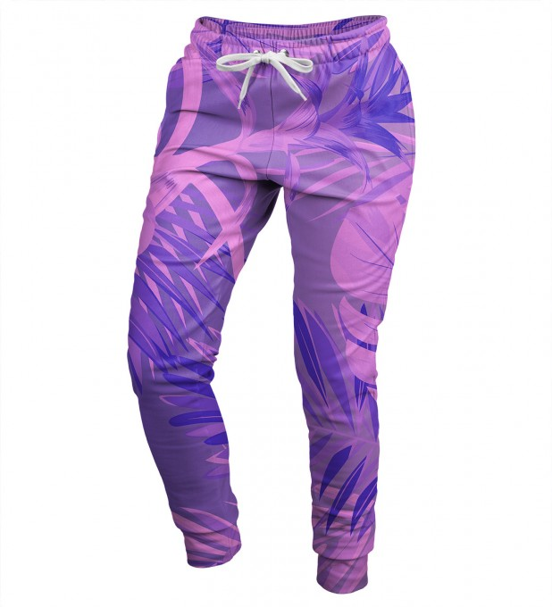 Tropical Violet womens sweatpants Thumbnail 1