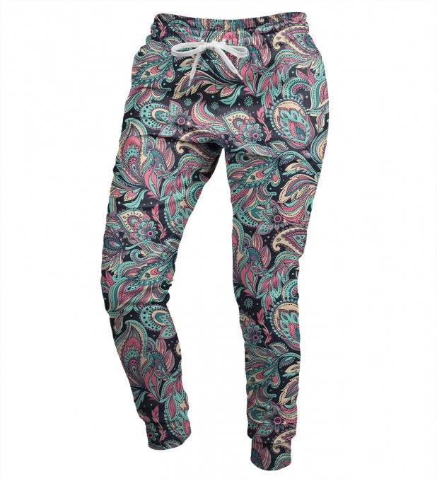 Fractal Pattern womens sweatpants Miniatura 1