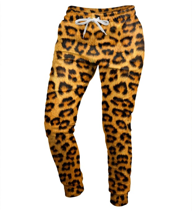 Leopard Spots womens sweatpants Thumbnail 1