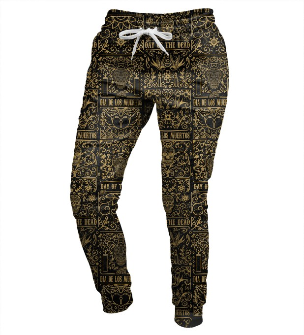 Day of Dead womens sweatpants Miniatura 1