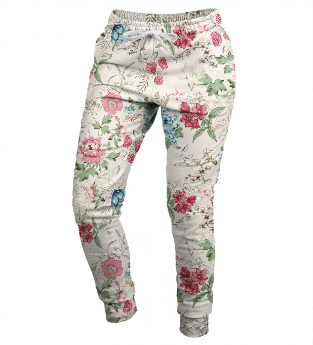 Flowers Sketch womens sweatpants Miniatura 1