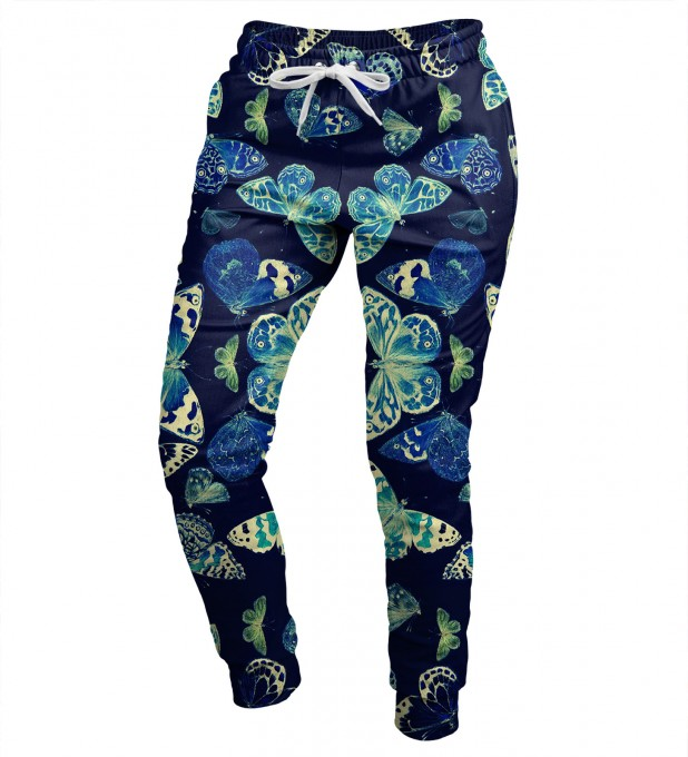 Butterflies womens sweatpants Miniatura 1