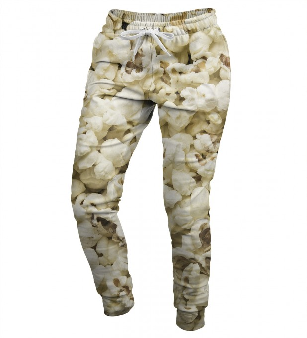 Popcorn womens sweatpants Thumbnail 1