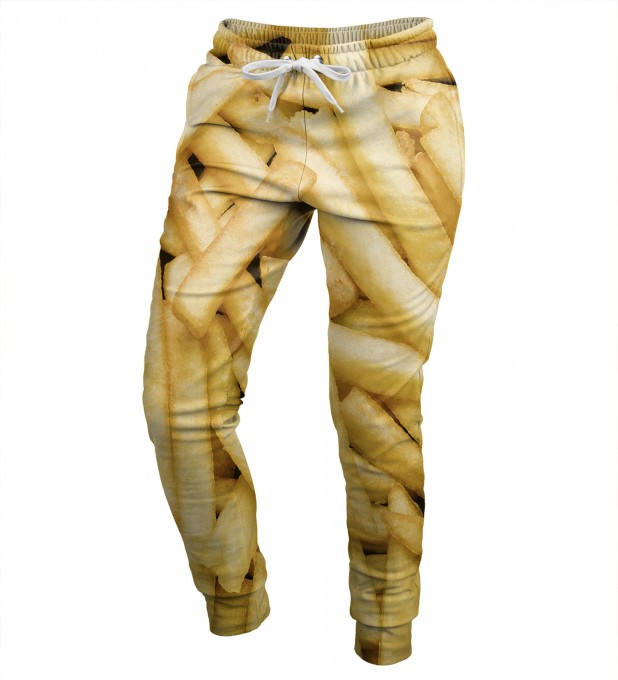 Fries womens sweatpants Thumbnail 1