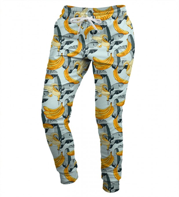 Banana World womens sweatpants Thumbnail 1