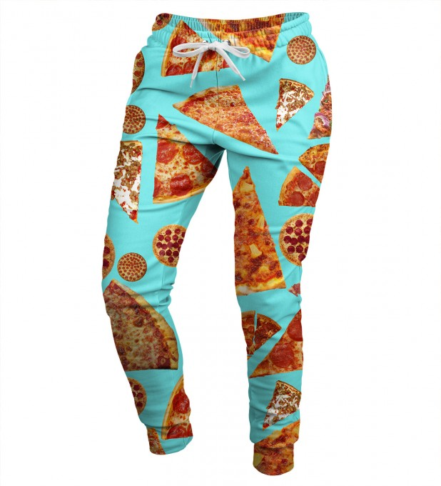 Pizza womens sweatpants Thumbnail 1