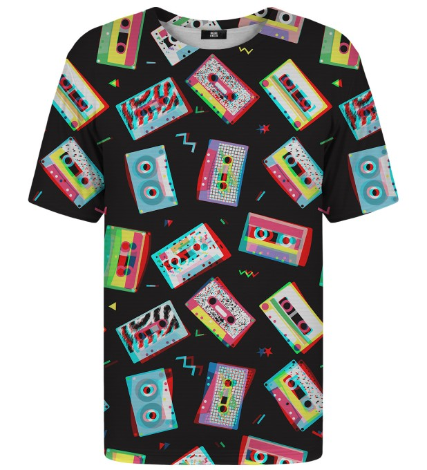 Retro Cassettes t-shirt Miniature 1